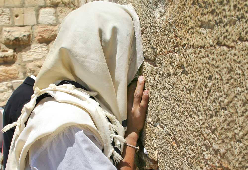 19. The Western Wall, Jerusalem