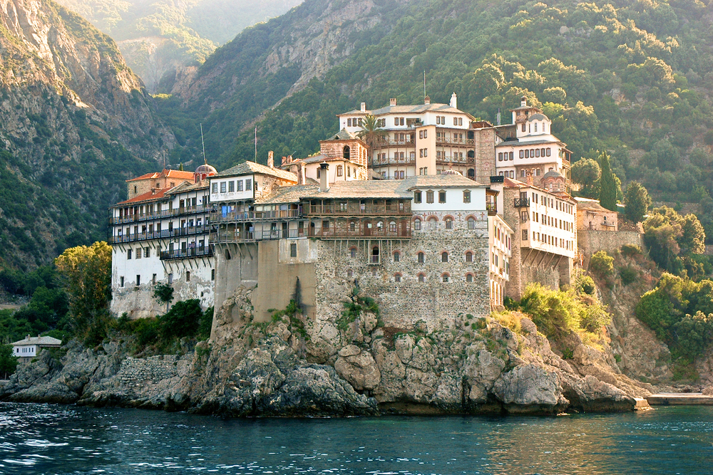 2. Mt Athos, Greece