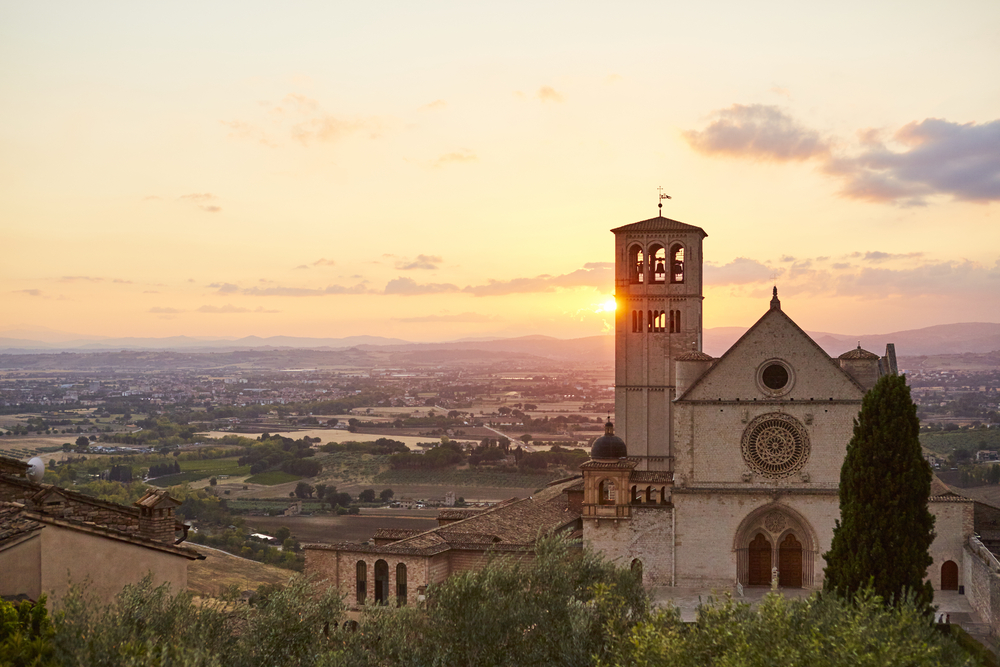 22. Assisi, Italy