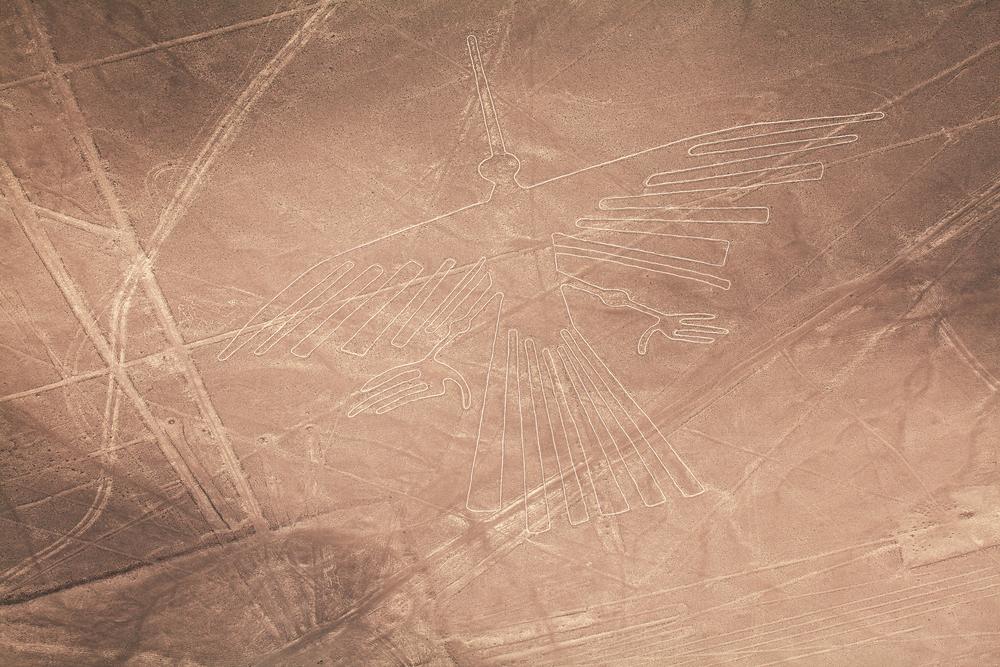 24. Nazca Lines, Peru