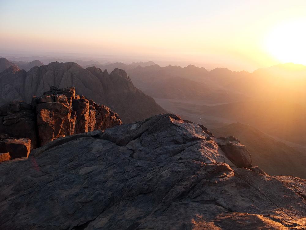 26. Mount Sinai, Egypt