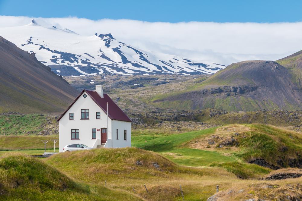29. Snaefellsjokull Glacier, Iceland