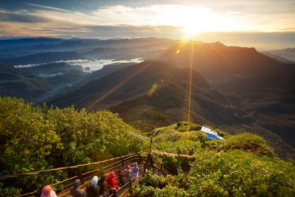 30. Adam's Peak, Sri Lanka