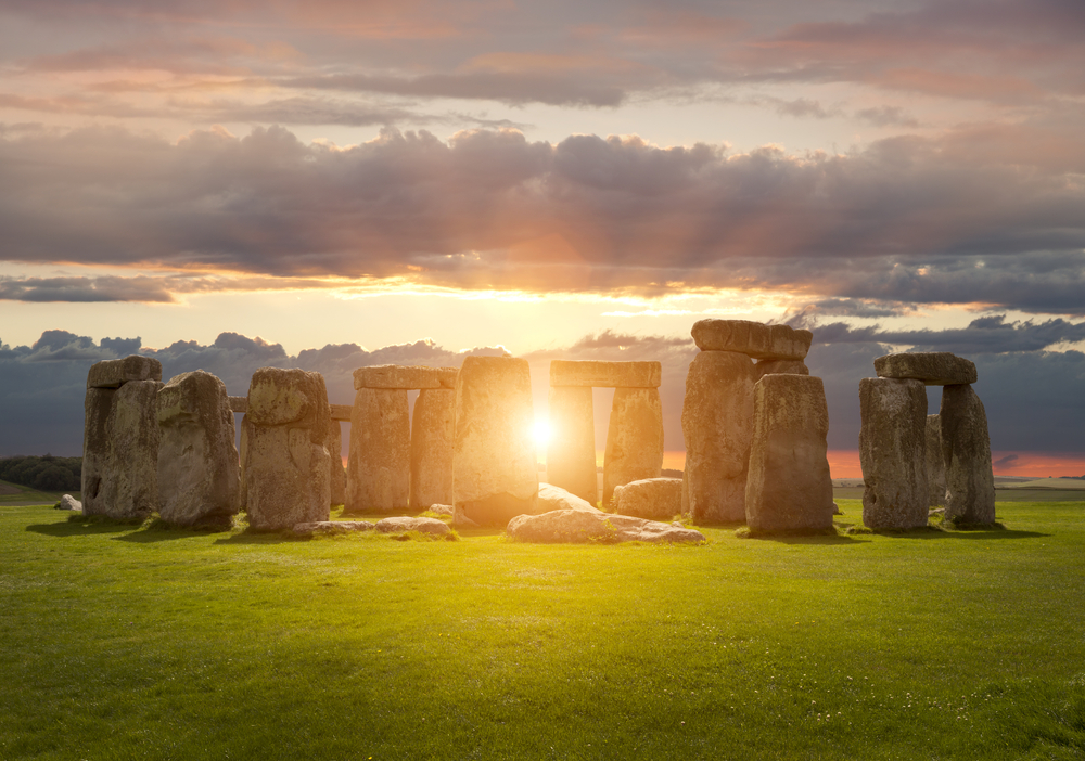 5. Stonehenge, United Kingdom