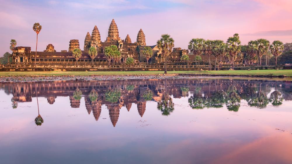 6. Angkor Wat, Cambodia