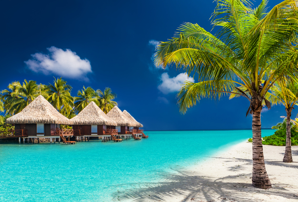 11. The Maldives