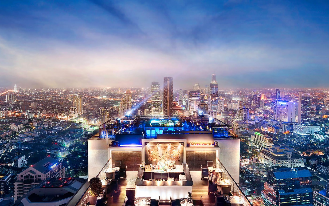 11. Vertigo Grill & Moon Bar at Banyan Tree || Bangkok, Thailand