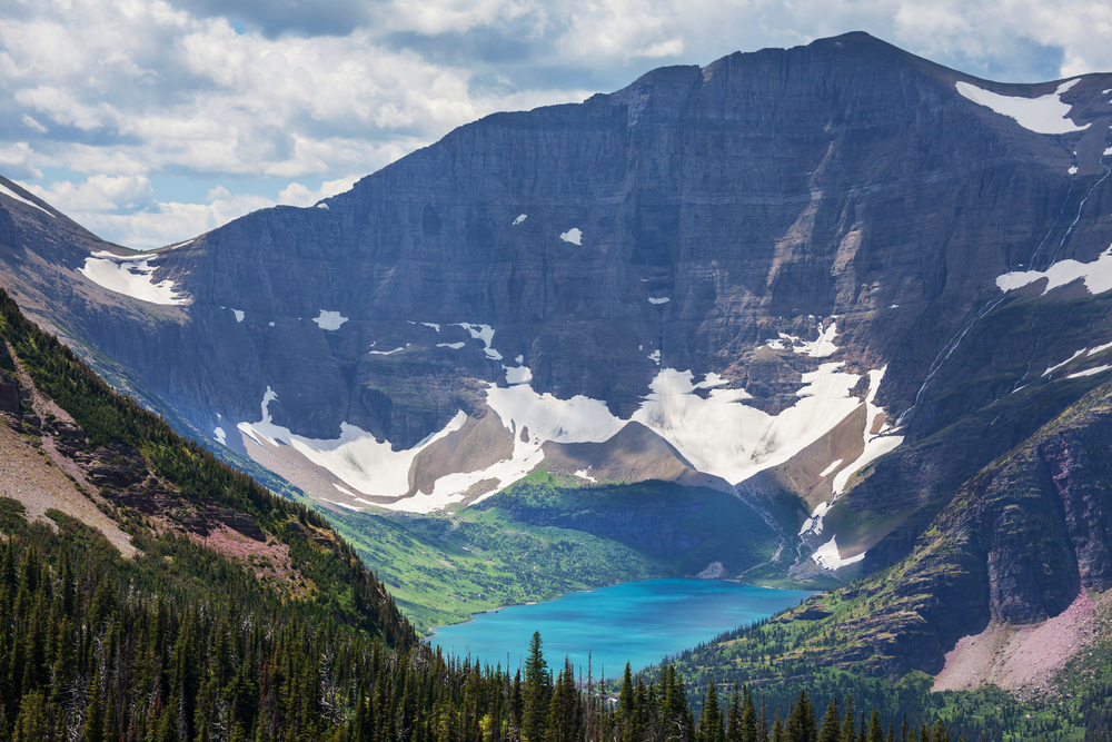 12. Glacier National Park, Montana
