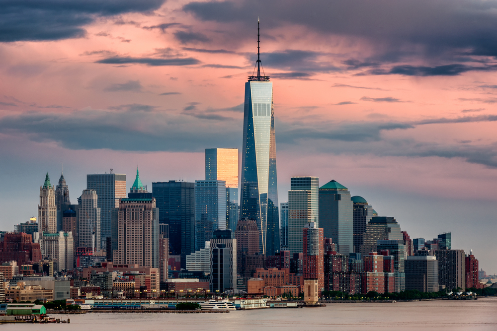 12. The One World Trade Center, Manhattan, New York