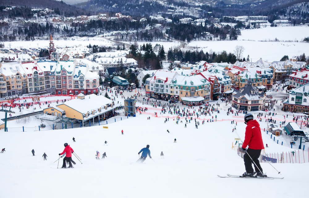 13. Mont Tremblant, Quebec