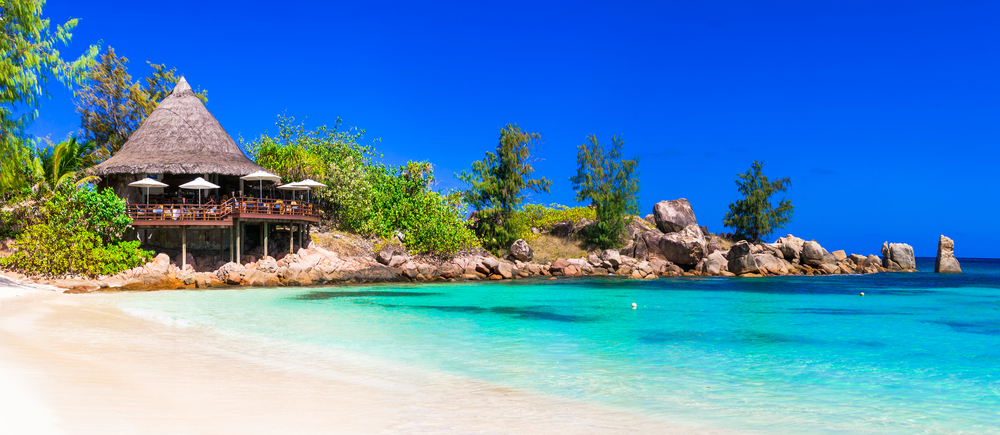 15. The Seychelles