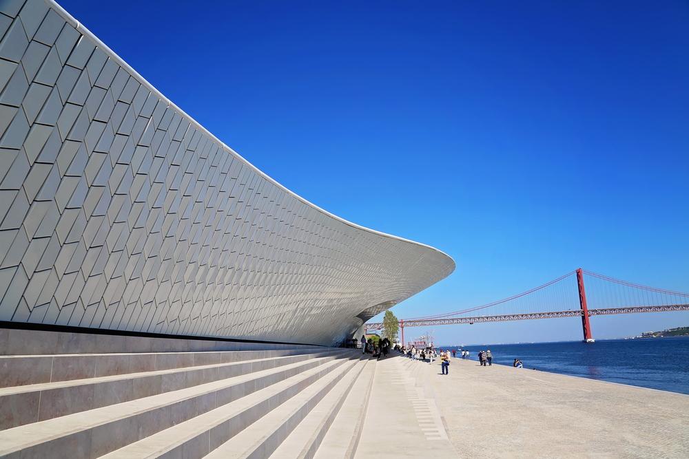16. MAAT, Lisbon, Portugal