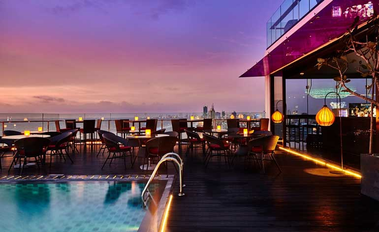 21. ON14, OZO Hotel || Colombo, Sri Lanka