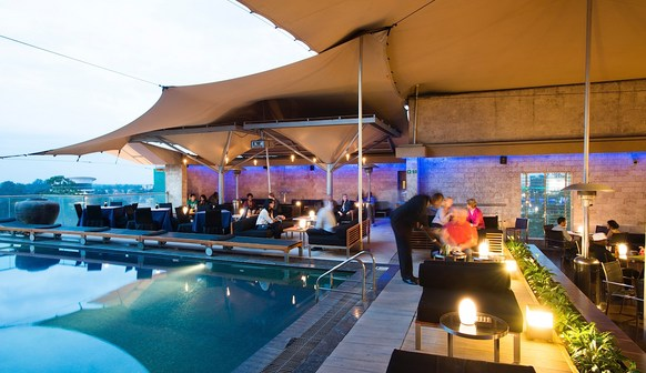 22. Sarabi Pool & Supper Club, Sankara || Nairobi, Kenya