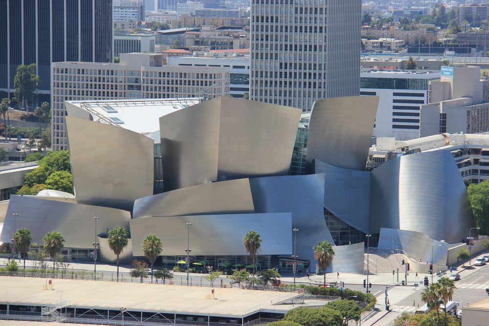 23. Walt Disney Concert Hall, LA