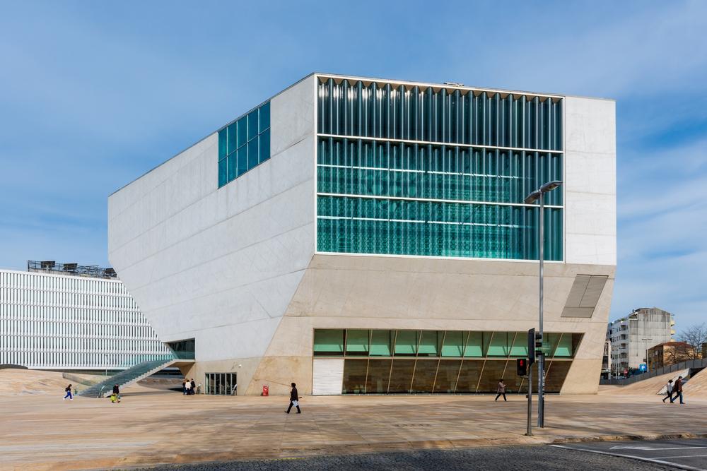 24. Casa da Música, Porto, Portugal