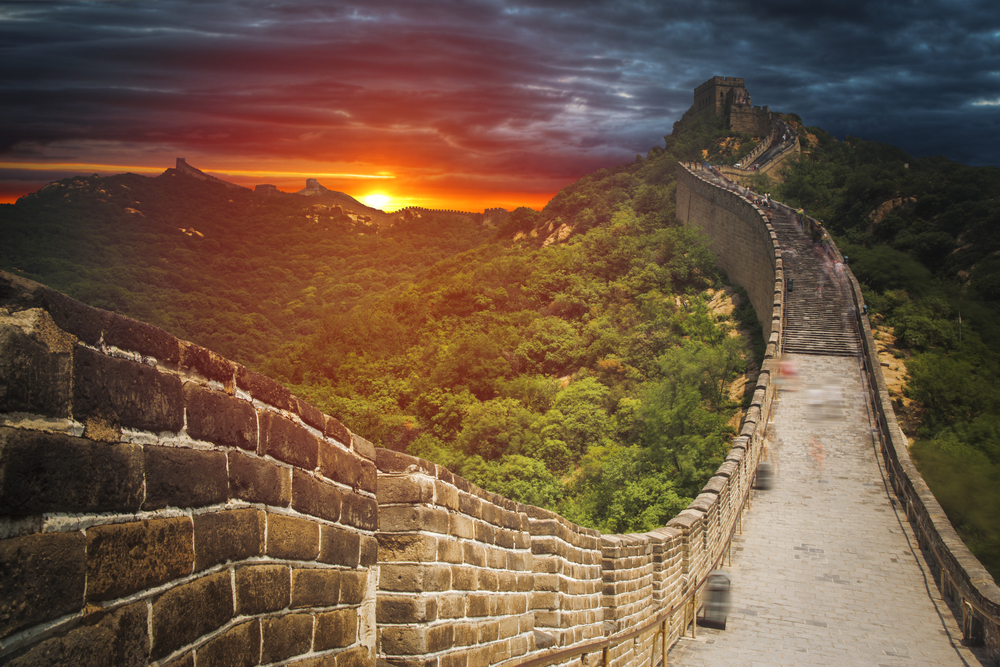 30. The Great Wall Of China