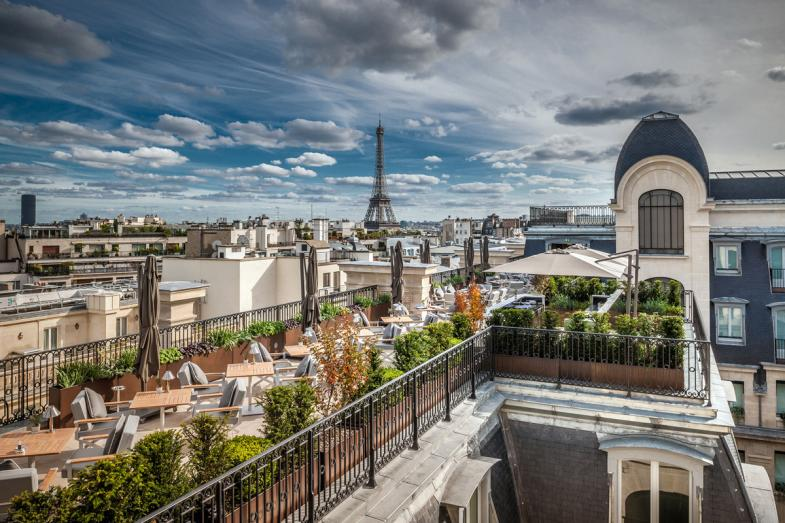 4. L'Oiseau Blanc, Peninsula Paris || Paris, France