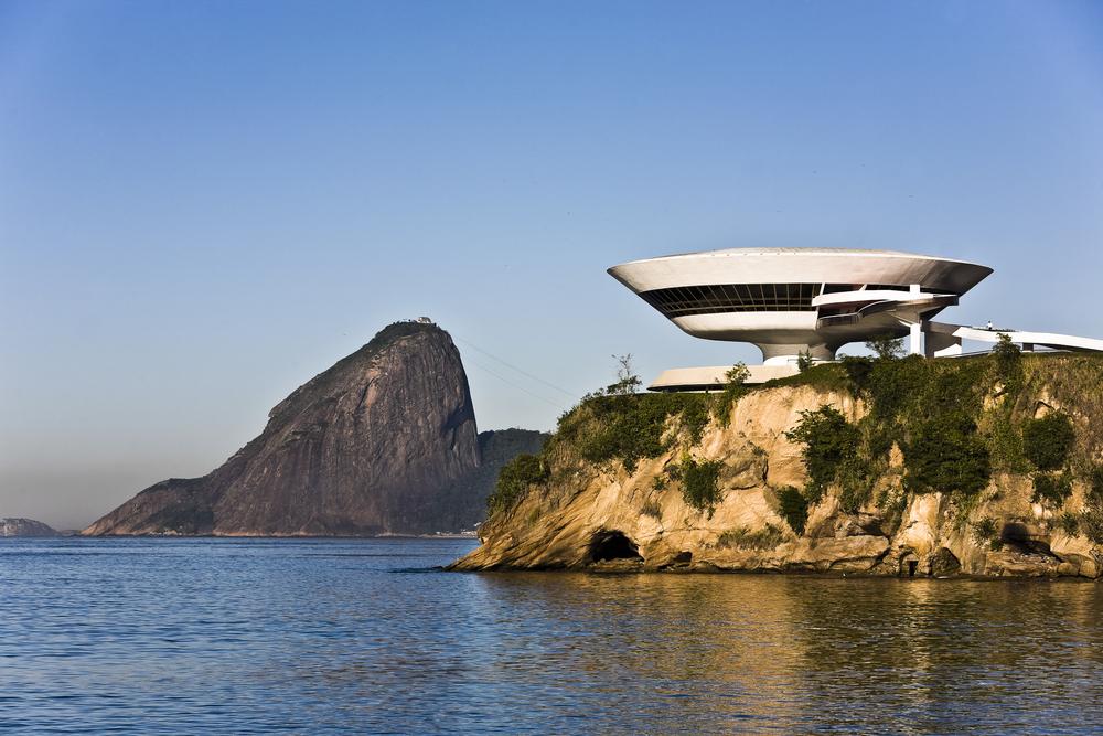 5. Museu de Arte Contemporânea, Rio de Janeiro, Brazil