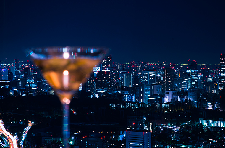 5. New York Bar, Park Hyatt || Tokyo, Japan
