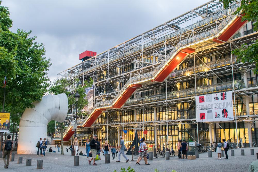 9. Centre Georges Pompidou