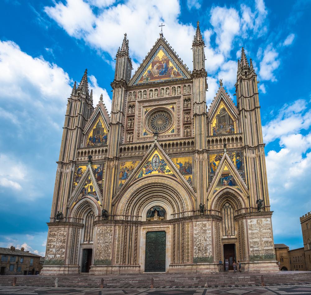 1. Duomo, Orvieto