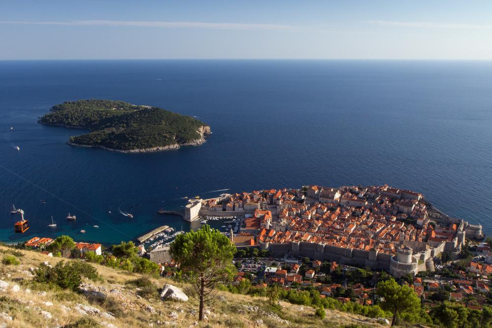16. Dubrovnik, Croatia