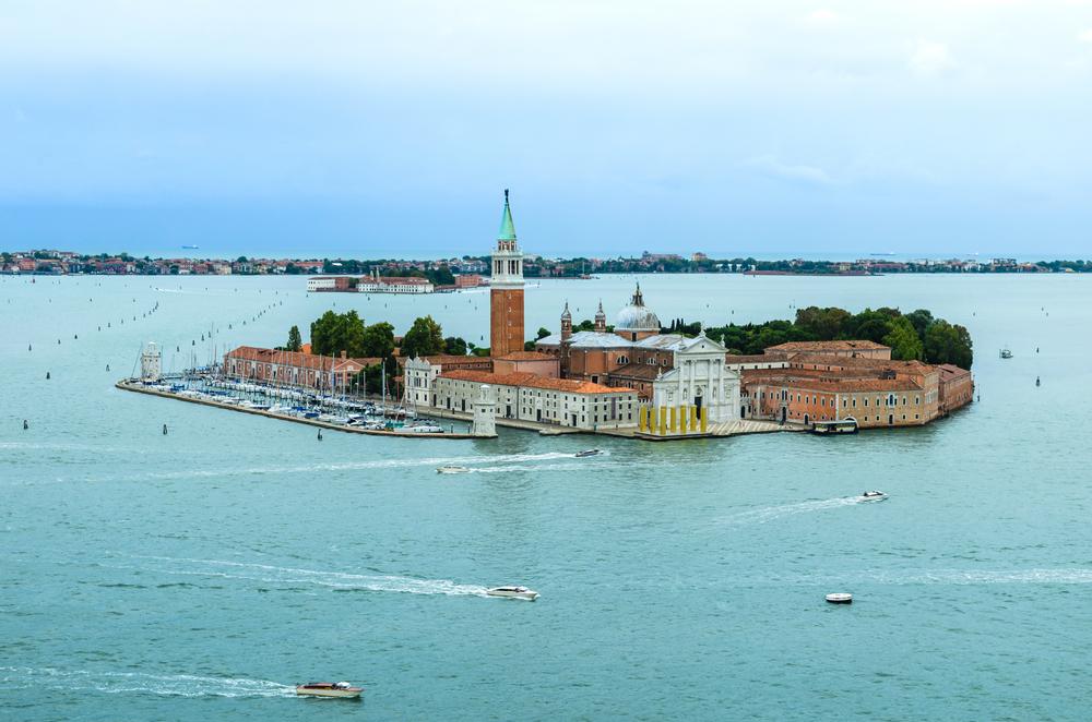21. San Giorgio Maggiore, Giudecca, Venice