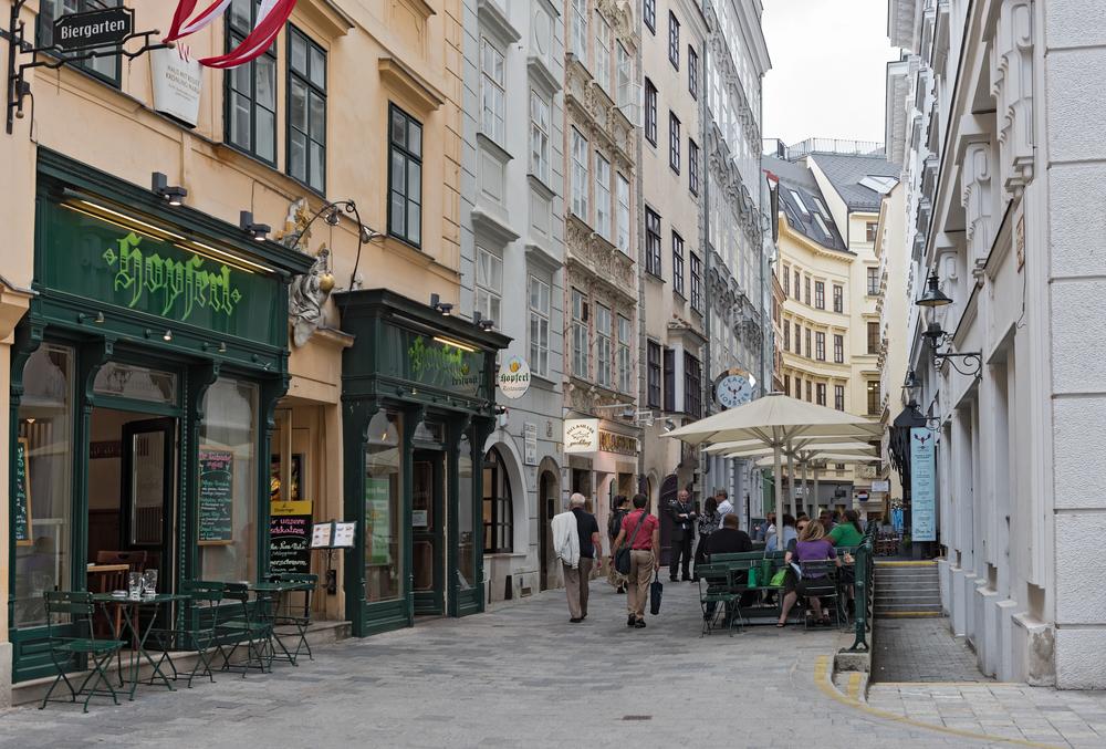 21. Vienna, Austria