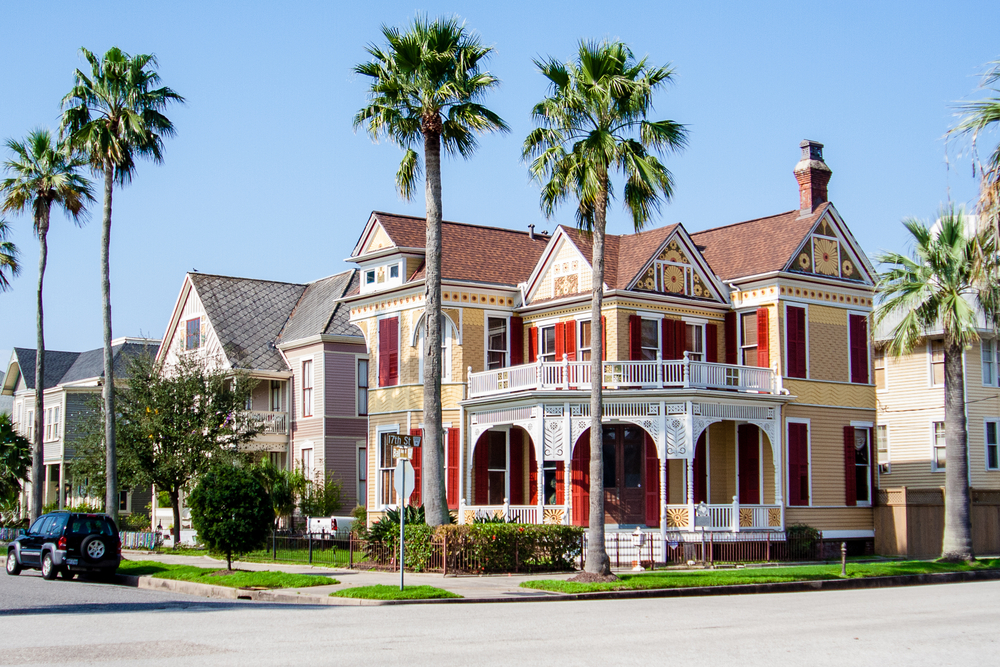 23. Galveston, Texas, USA