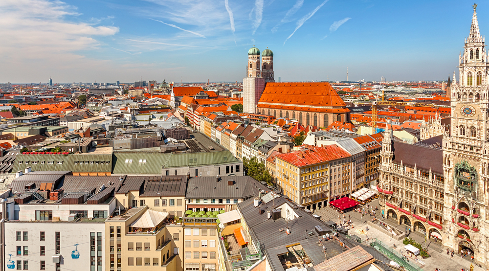 23. Munich, Germany