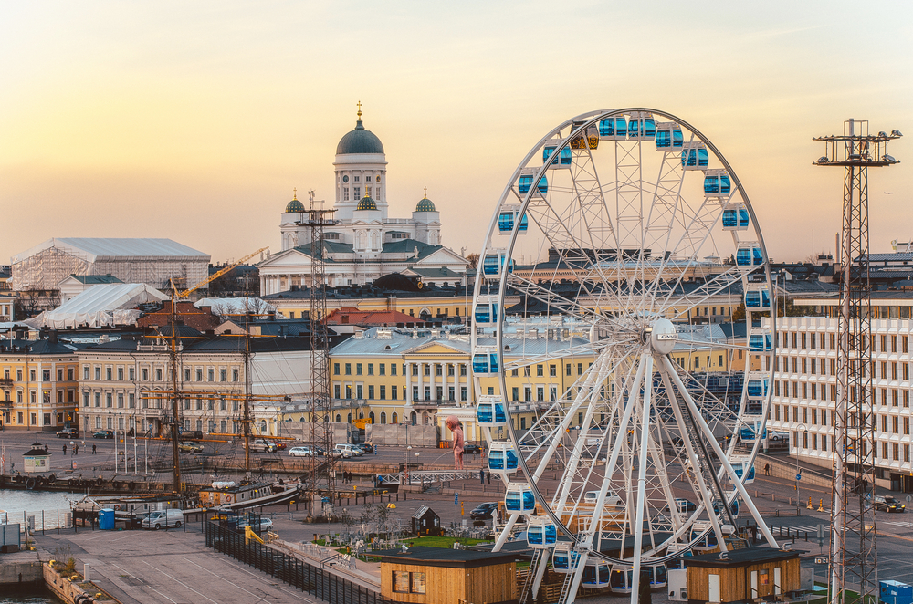 25. Helsinki, Finland