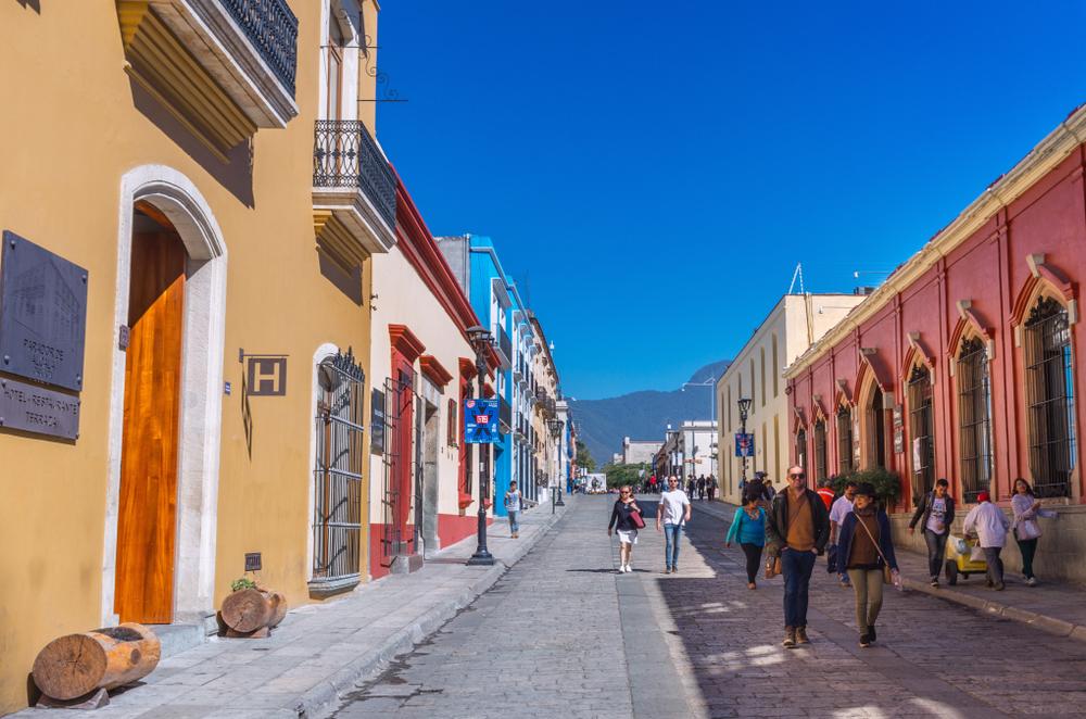 26. Oaxaca, Mexico
