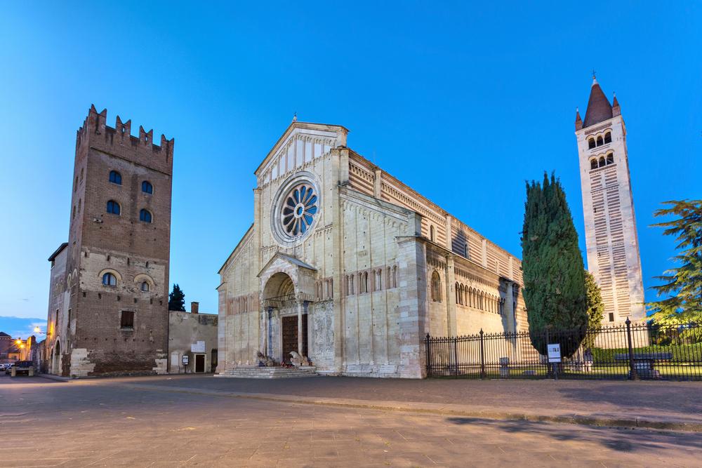 28. Basilica di San Maggiore, Verona