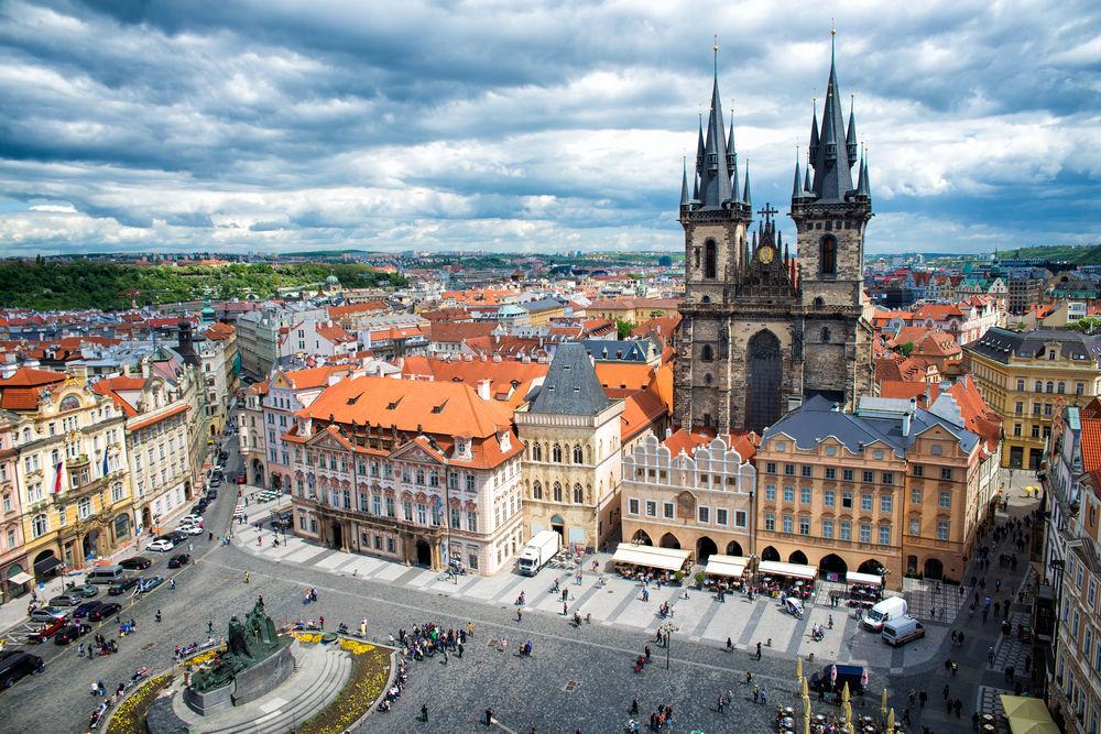3. Prague, Czech Republic