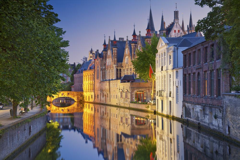 5. Bruges, Belgium