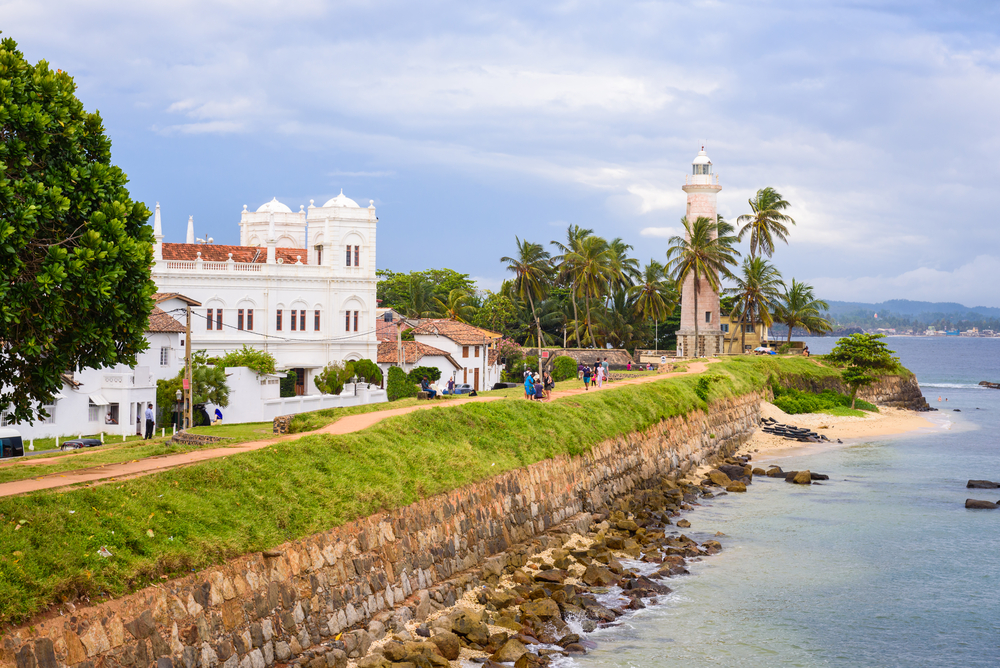 7. Galle, Sri Lanka