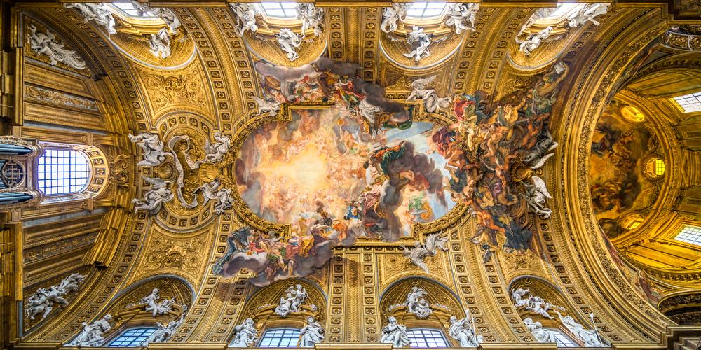 8. Chiesa de Gesu, Rome