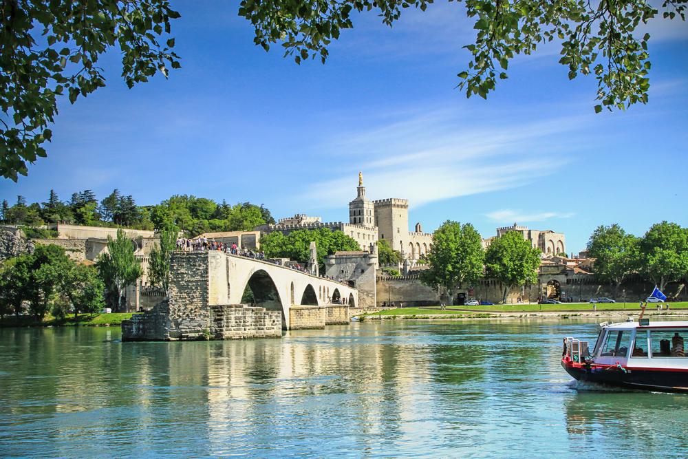 9. Avignon, France