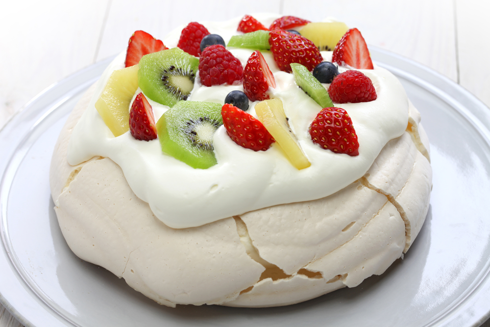 10. Pavlova - Australia. Orrrr ...maybe New Zealand