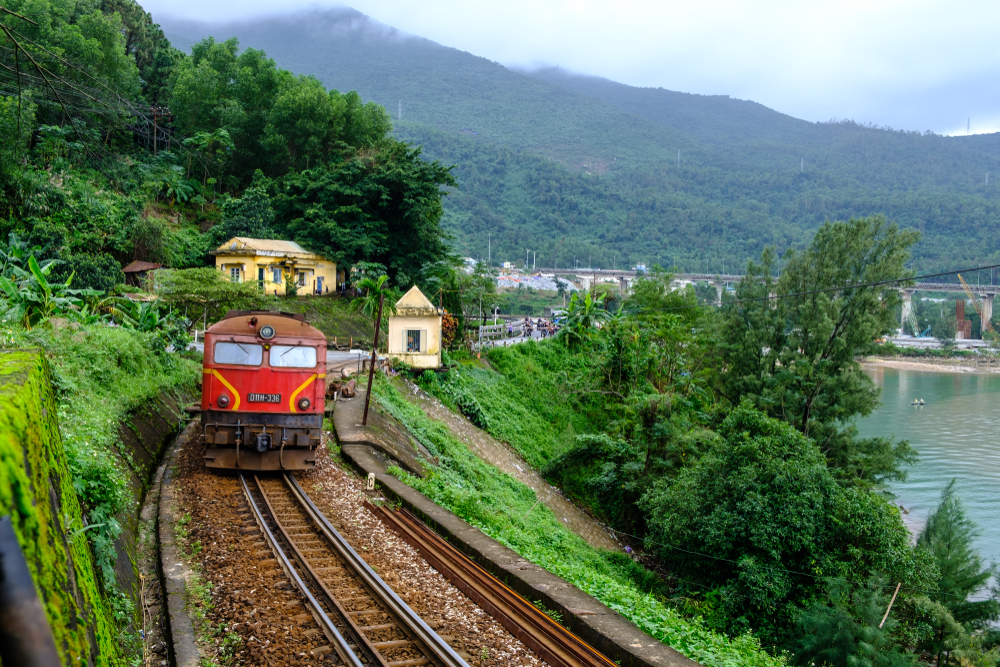 19. Reunification Railway, Vietnam