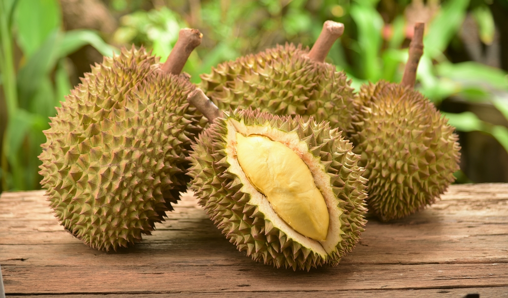 24. I Can't En-Durian-It