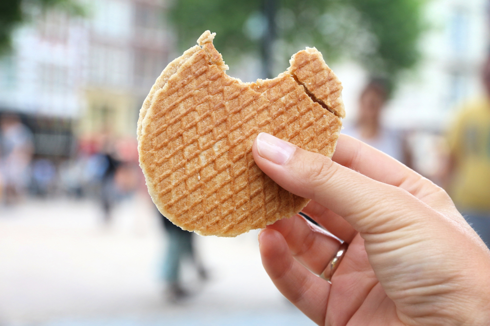 4. Stroopwafels, The Netherlands