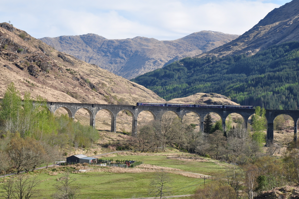 5. West Highland Line, Scotland