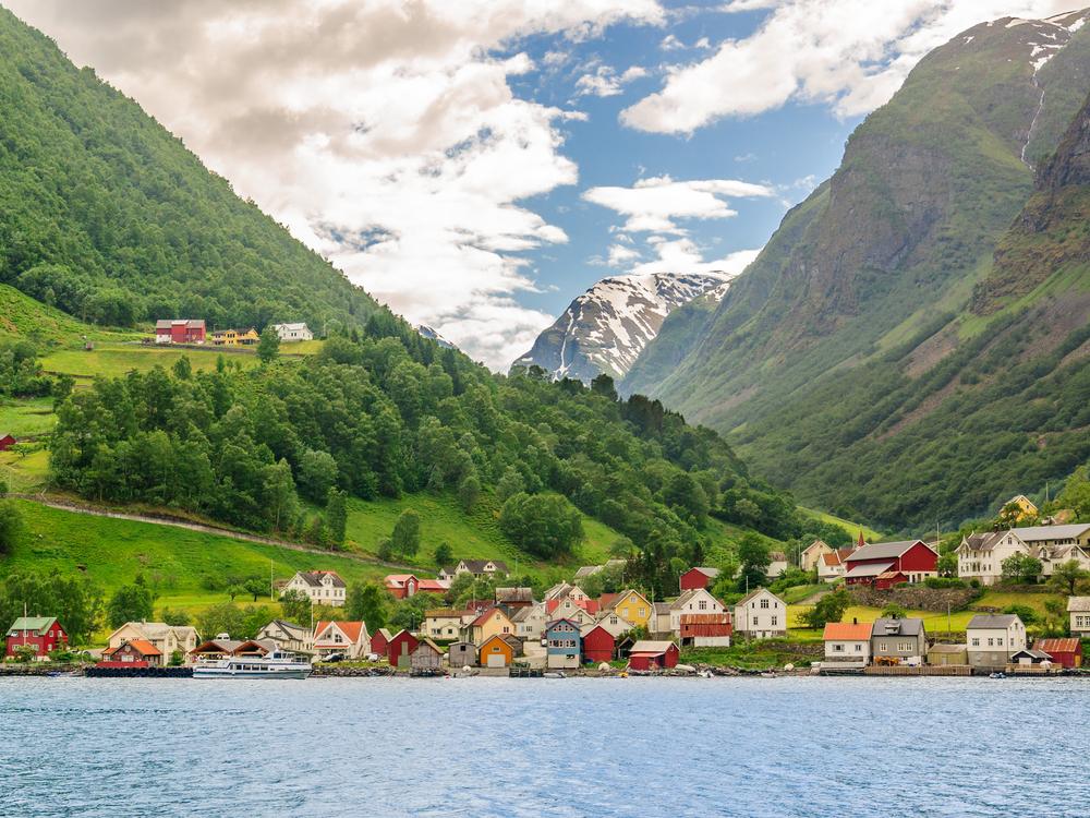9. Flåm Railway, Norway