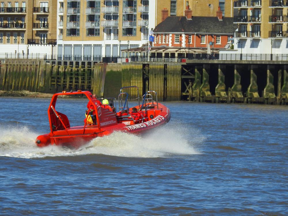 RIB Thames Boat