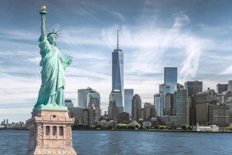 Places to see in New York City