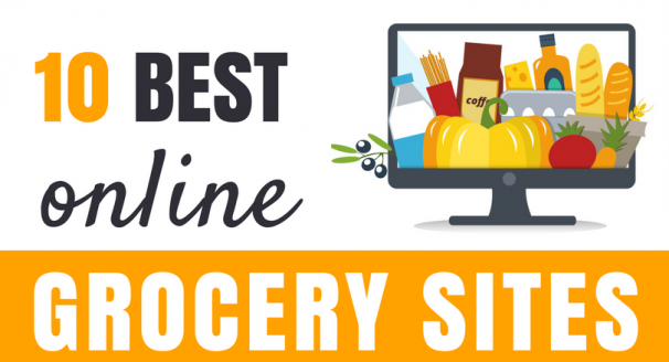 Top 10 Sites for Buying Groceries Online