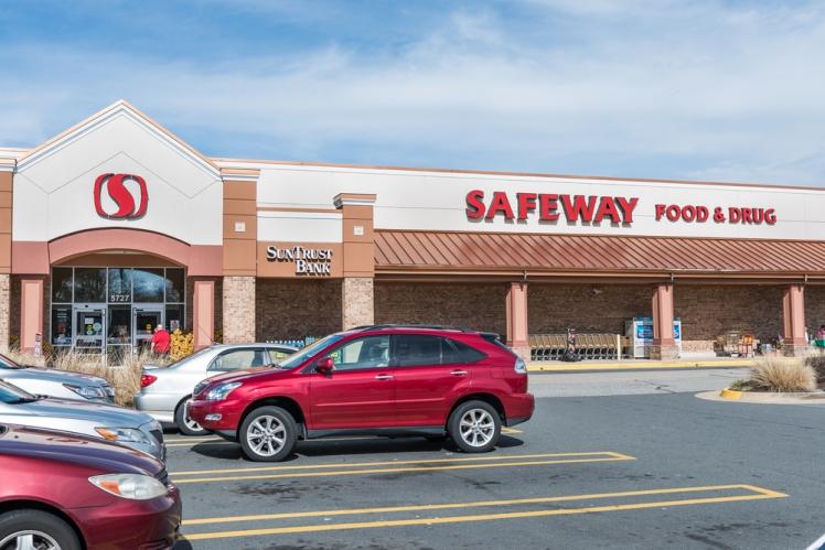 #4 Safeway