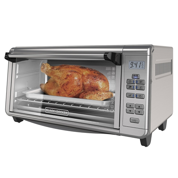 digital toaster oven